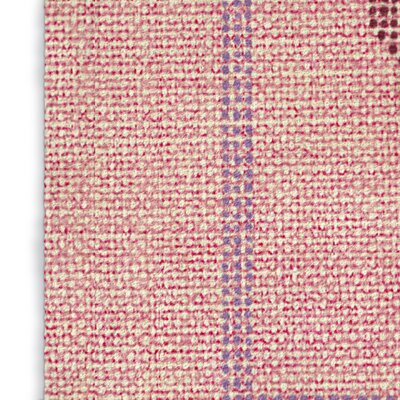 Stellan Pink/Purple Area Rug Rug Size: Rectangle 8 x 10