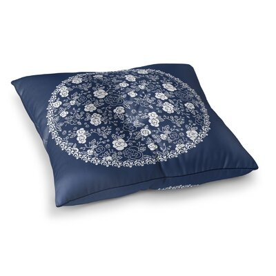 Bradgate Square Floor Pillow Size: 23 H x 23 W x 9.5 D