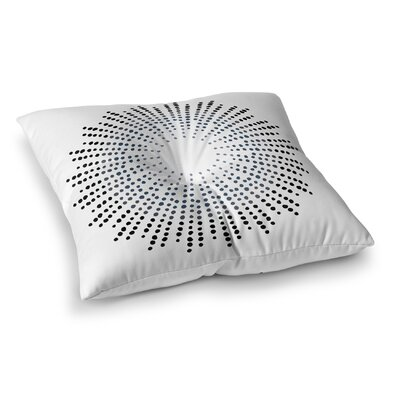 Epic Vibe Square Floor Pillow Size: 23 H x 23 W x 9.5 D