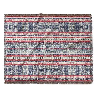 Othoson Woven Blanket Size: 50