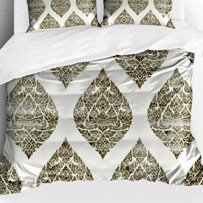 Lely Resort Accent Lightweight Comforter Color: Gray/Ivory, Size: Twin
