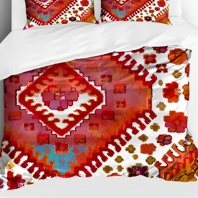Arrow Lightweight Comforter Size: Queen