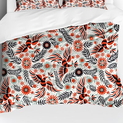 Flock Lightweight Comforter Size: King