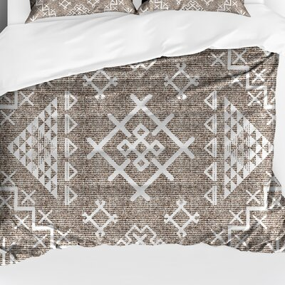 Fontanelle Lightweight Comforter Size: Twin, Color: White/Burlap