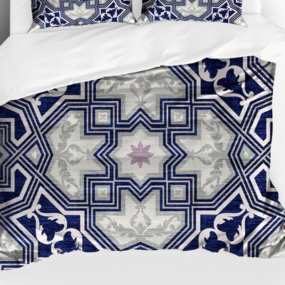 Lupien Lightweight Comforter Color: Blue/Gray, Size: Twin