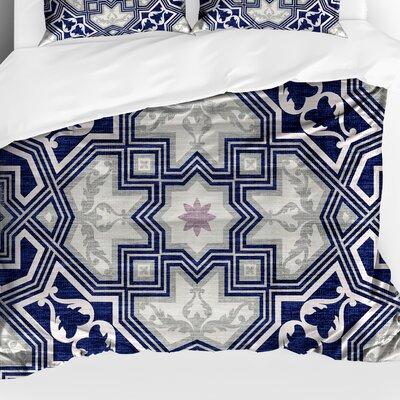 Lupien Lightweight Comforter Color: Blue/Gray, Size: Queen