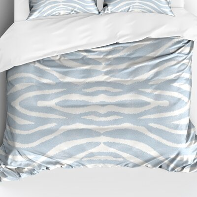 Langdon Lightweight Comforter Color: Blue, Size: King