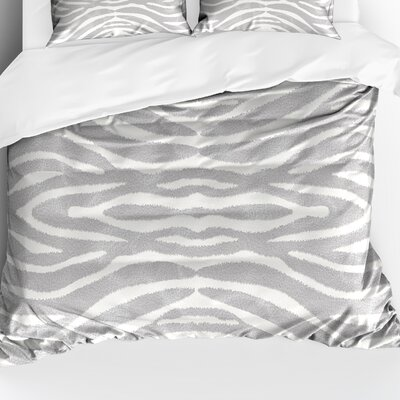 Langdon Lightweight Comforter Color: Gray, Size: Queen