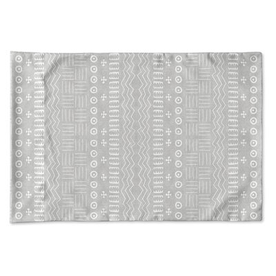 Couturier Pillow Case Size: King, Color: Grey