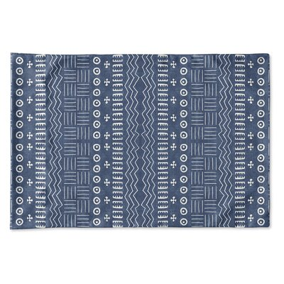 Couturier Pillow Case Size: King, Color: Indigo