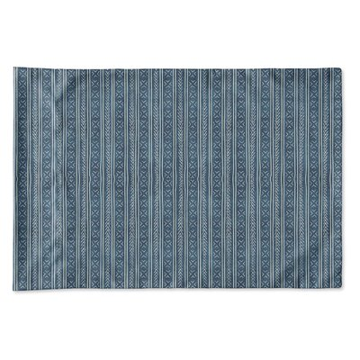 Couturier Single-sided Woven Pillow Case Size: King, Color: Teal
