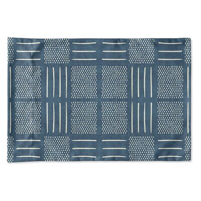 Couturier Single-sided Pillow Case Size: King, Color: Teal