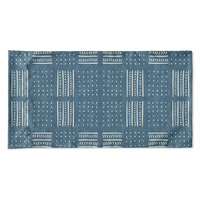 Couturier Geometric Woven Pillow Case Size: Queen, Color: Teal