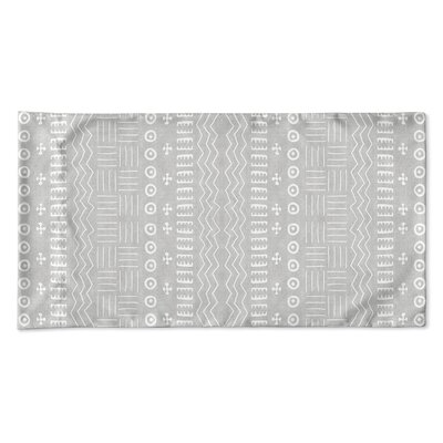 Couturier Pillow Case Size: Queen, Color: Grey