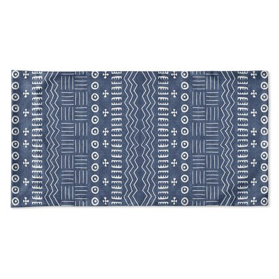 Couturier Pillow Case Size: Queen, Color: Indigo