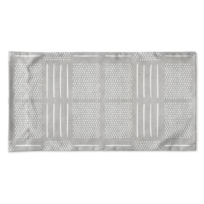 Couturier Single-sided Pillow Case Size: Queen, Color: Grey