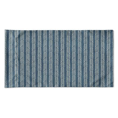 Couturier Woven Pillow Case Size: Queen, Color: Teal