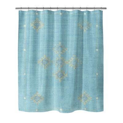 Hidden Hills Shower Curtain Size: 72