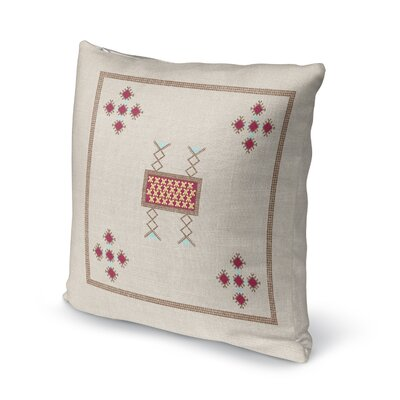 Albrightsville Throw Pillow Size: 16 H x 16 W