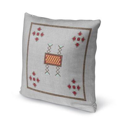 Alchemist Throw Pillow Size: 16 H x 16 W