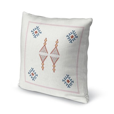 Twentynine Palms Throw Pillow Size: 16 H x 16 W