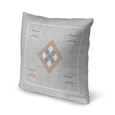 Alderwood Throw Pillow Size: 16 H x 16 W