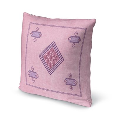 Aldford Throw Pillow Size: 16 H x 16 W