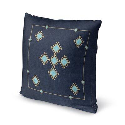 Aldridge Throw Pillow Size: 16 H x 16 W
