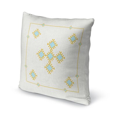Rancho Palos Verdes Throw Pillow Size: 16 H x 16 W