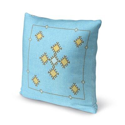 El Cerrito Throw Pillow Size: 16 H x 16 W