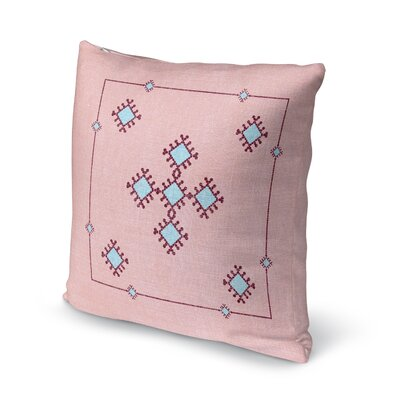Rancho Mirage Throw Pillow Size: 16 H x 16 W