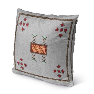 Alchemist Indoor/Outdoor Throw Pillow Size: 16 H x 16 W