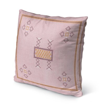Tulelake Indoor/Outdoor Throw Pillow Size: 16 H x 16 W