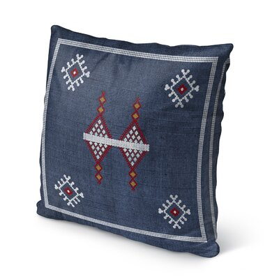 Aldan Indoor/Outdoor Throw Pillow Size: 16 H x 16 W