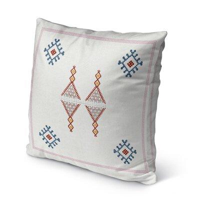 Twentynine Palms Indoor/Outdoor Throw Pillow Size: 16 H x 16 W