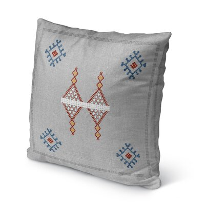 Alderbrook Indoor/Outdoor Throw Pillow Size: 16 H x 16 W