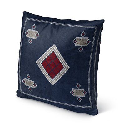 Aldergrove Indoor/Outdoor Throw Pillow Size: 16 H x 16 W
