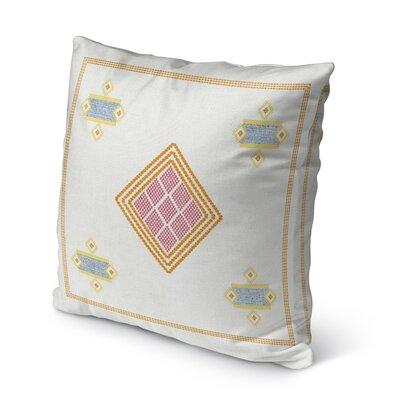 Alderman Indoor/Outdoor Throw Pillow Size: 16 H x 16 W