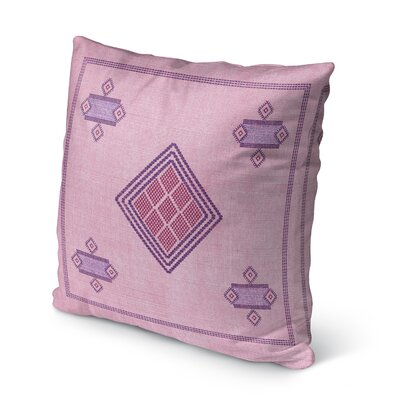 Aldford Indoor/Outdoor Throw Pillow Size: 16 H x 16 W