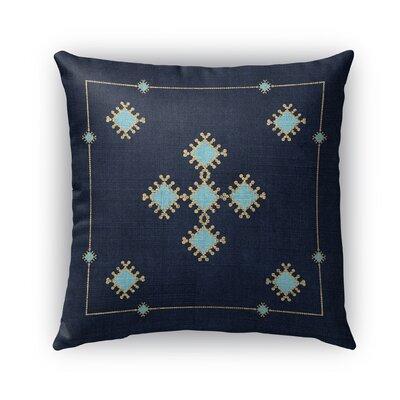 Aldridge Indoor/Outdoor Throw Pillow Size: 18 H x 18 W