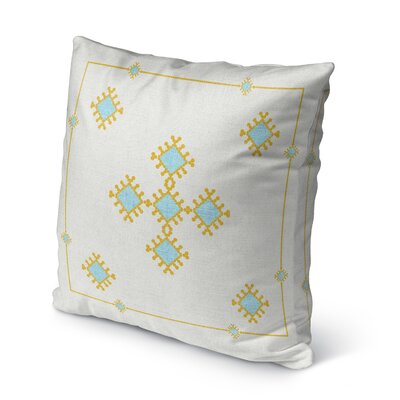Rancho Palos Verdes Indoor/Outdoor Throw Pillow Size: 16 H x 16 W