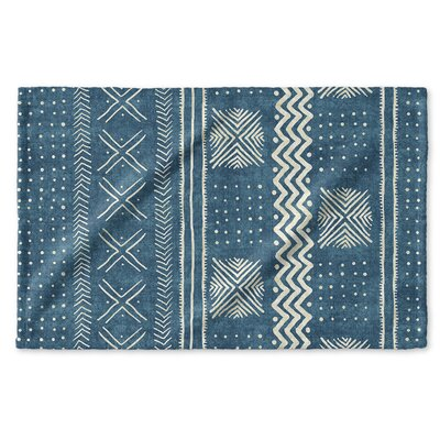Dalton Cloth Hand Towel Color: Teal
