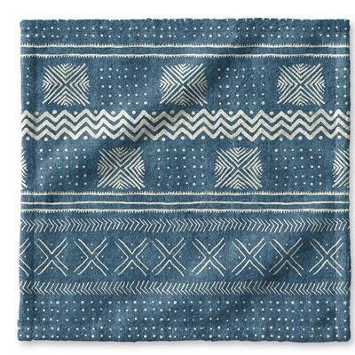 Dalton Symmetry Geometric Cloth Washcloth Color: Teal