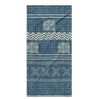 Dalton Cloth Bath Towel Color: Teal