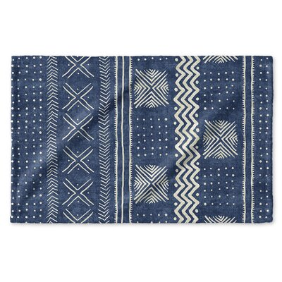 Dalton Cloth Hand Towel Color: Indigo
