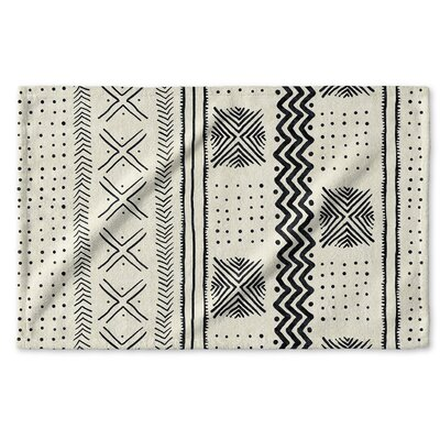 Dalton Cloth Hand Towel Color: Ivory