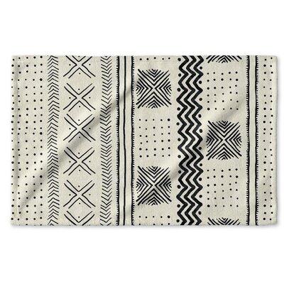 Dalton Cloth Hand Towel Color: Ivory