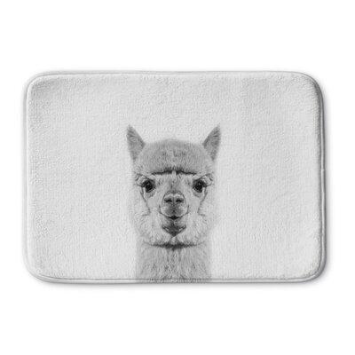 Truluck Alpaca Memory Foam Bath Rug Size: 24 W x 36 L