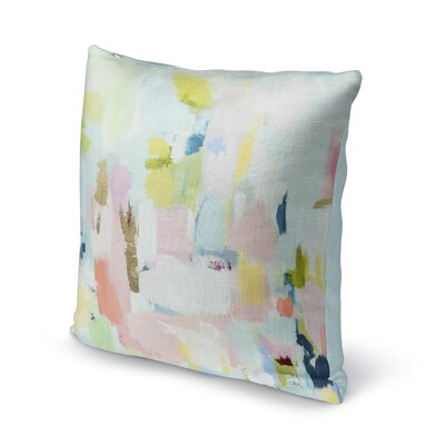 Dalessandro Luck Indoor Throw Pillow Size: 16 H x 16 W