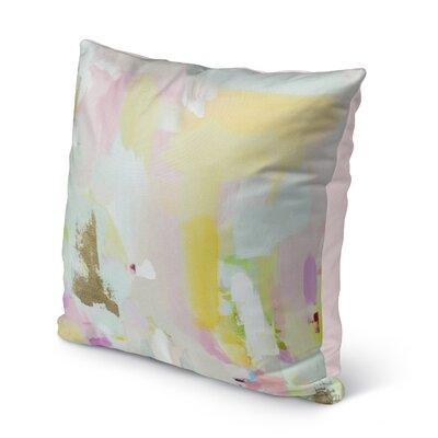 Dalessandro Bliss Outdoor Throw Pillow Size: 16 H x 16 W